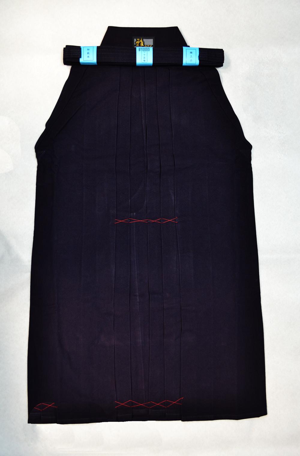 袴 雅 #10000W 正藍染 ウオッシュ 22~29号
