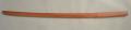木刀 赤樫 中刀 (日本製)