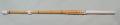 八角小判竹刀(真竹) 仕組完成品 SSPシール付 32~36