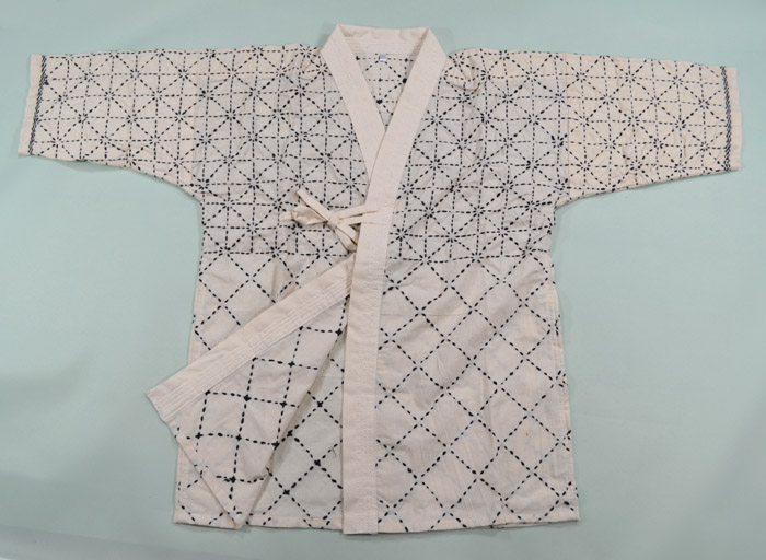 剣道衣 白六三四刺