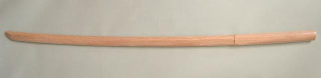木刀 白樫 大刀 (日本製)
