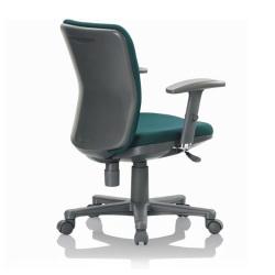 包まれるような座り心地。11種から選べる張地でどんなオフィスにもマッチする定番オフィスチェア。AICO【OA-1155AJ】