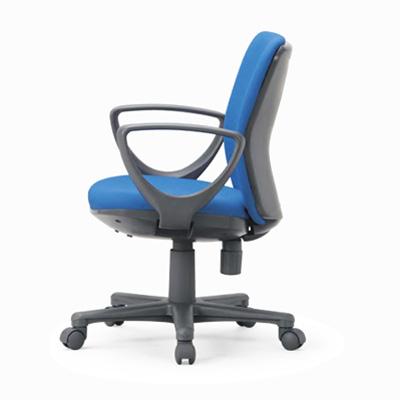 包まれるような座り心地。11種から選べる張地でどんなオフィスにもマッチする定番オフィスチェア。AICO【OA-1155CJ】