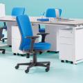 包まれるような座り心地。11種から選べる張地でどんなオフィスにもマッチする定番オフィスチェア。AICO【OA-1255AJ】