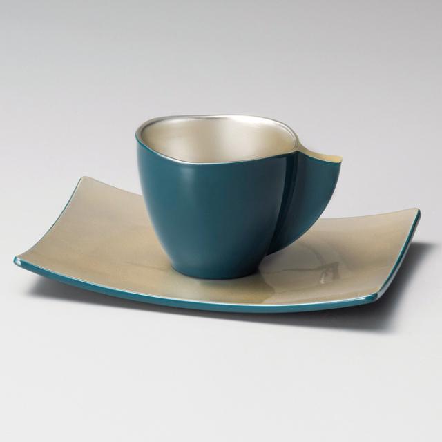 コーヒーカップソーサー付き