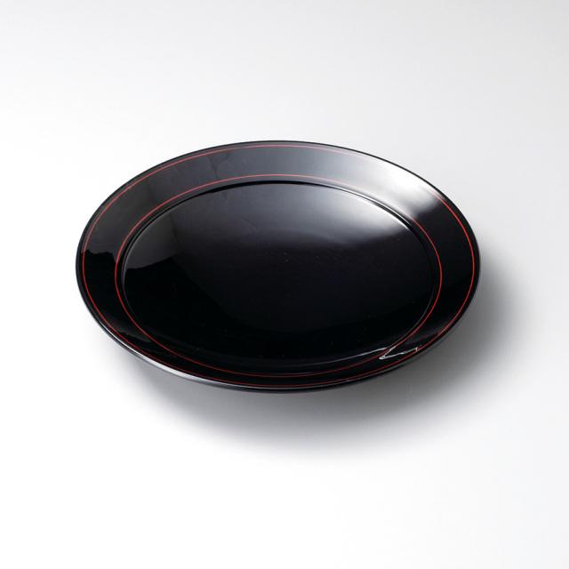 パスタ皿 黒