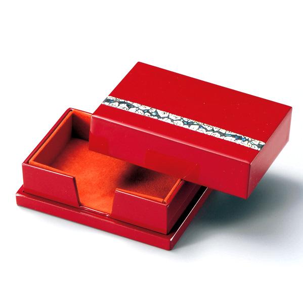 名刺箱 螺鈿