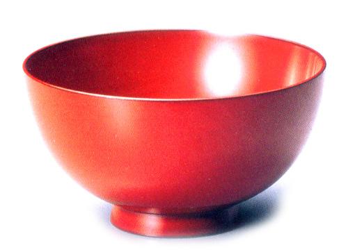 利休椀 【送料無料】 漆塗り 木製の汁椀・木のお椀・味噌汁椀