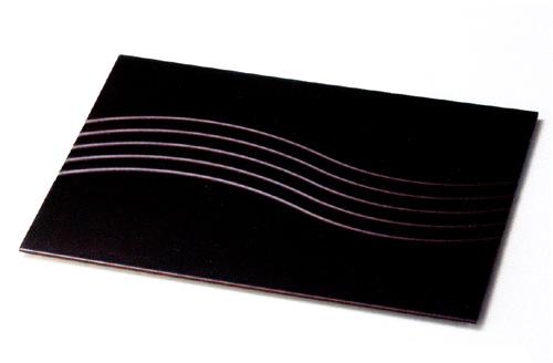 板膳 ウェーブ (製造中止) 木製 ランチョンマット