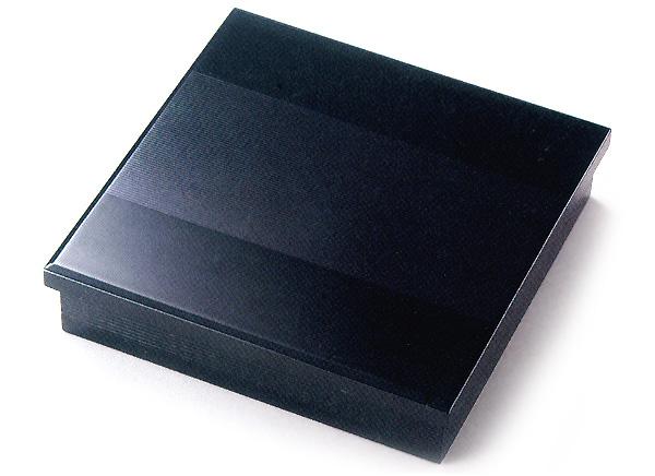 松花堂弁当箱 木製 木のランチボックス 10-11701