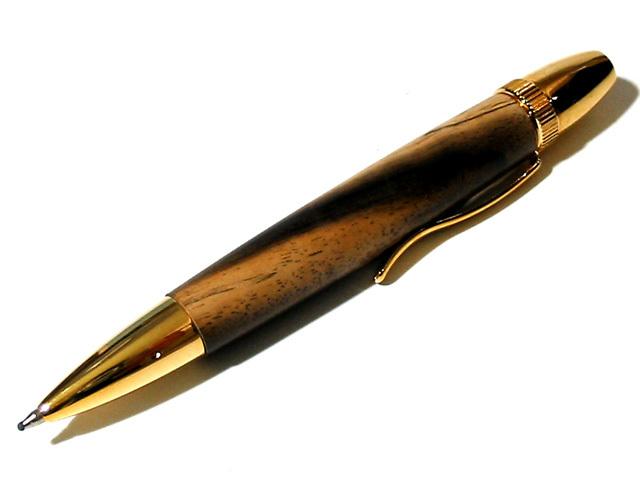 木製ボールペン 黒柿(製造中止)