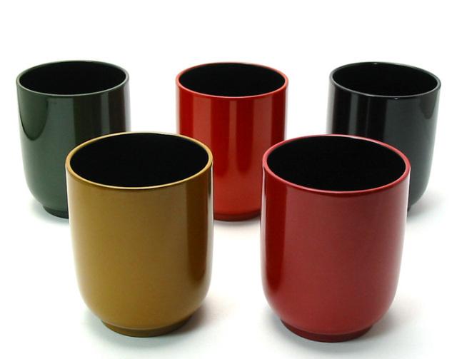 IROカップ (製造中止) 漆塗り