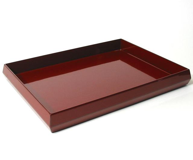 書類ケース(製造中止) 木製 漆塗り 文箱