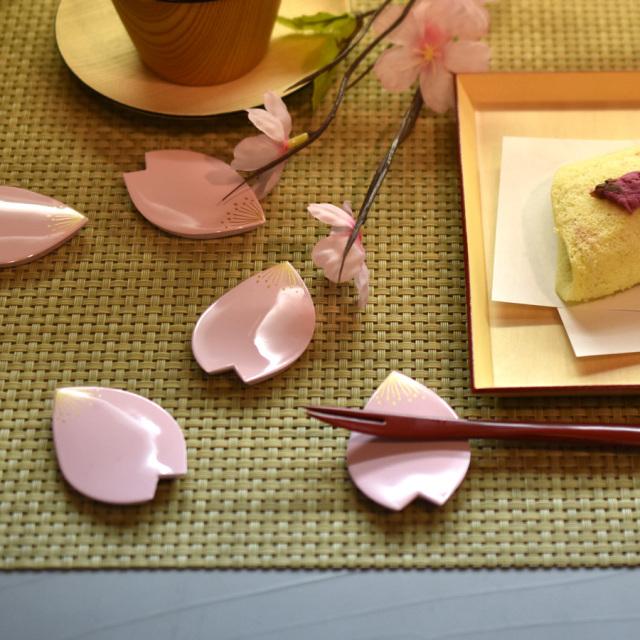 箸置き 桜花びら