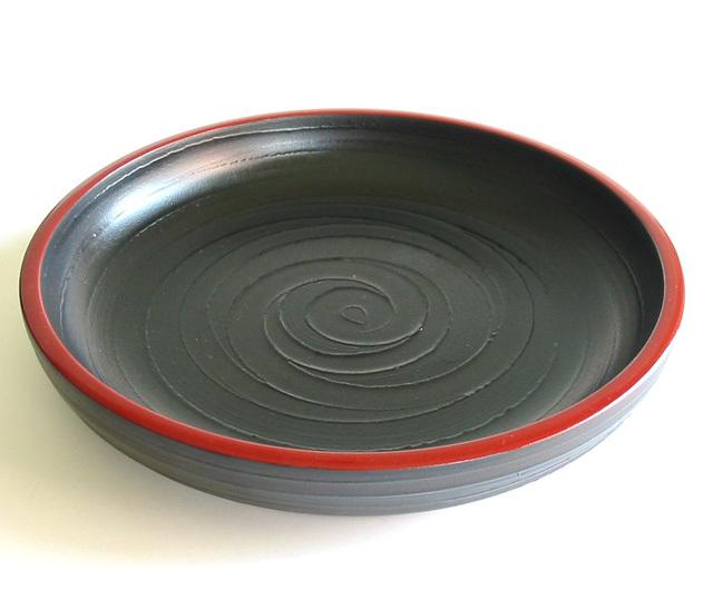 嵯美鉢 (製造中止) 木製 漆塗り 中鉢