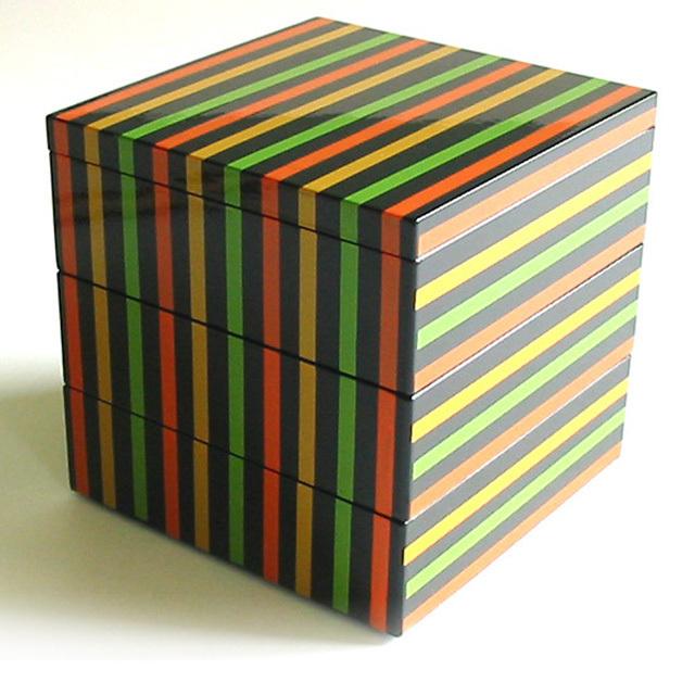 三段重箱 独楽ライン