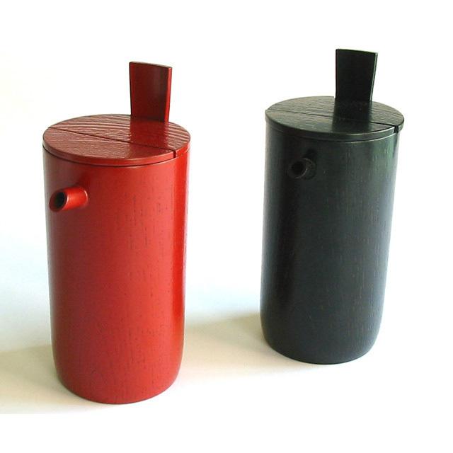 酒注ぎ 欅 木製 漆塗り 酒器 酒器(製造中止)