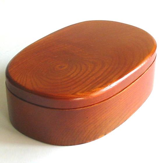 木製小判弁当箱 ランチボックス