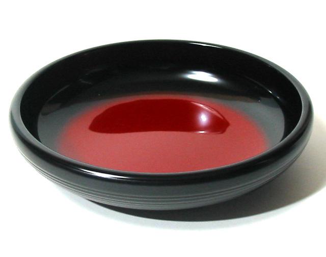 盛器 ぼかし 小 漆塗り 中鉢