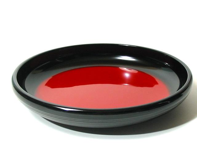 盛器 ぼかし 大 漆塗り 中鉢