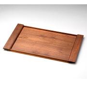 パーティートレー ウォールナット  【送料無料】 木製