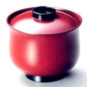 小吸物椀 福型 5客セット 【送料無料】 漆塗り 10-01405 10-01404