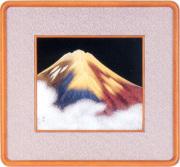 パネル 金富士(製造中止) 木製 漆塗り アート インテリア