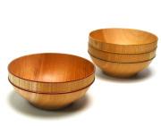 MOKU ボウル (在庫限り売切品) 木製スープボウル シリアルボウル