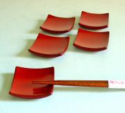 和洋箸置き (製造中止)漆塗り