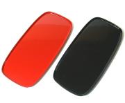 くつわ小判盆 【送料無料】 (製造中止)木製 漆塗り トレー