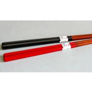 竹箸 塗り分け 【メール便可】 漆塗り 竹製 カトラリー