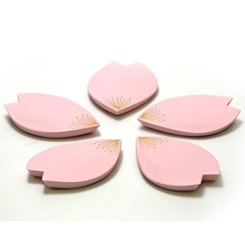 箸置き 桜花びら 5枚セット