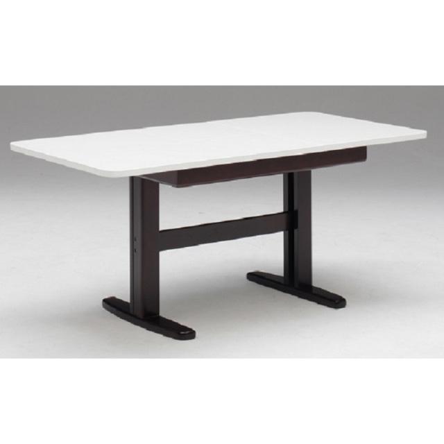 ダイニングテーブル SG12(16) ハイグロス 伸長式