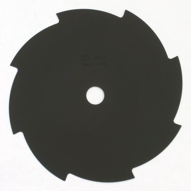 """ソーマスター """"切込巴8枚刃 黒""""刈払機用丸鋸刃 305×8枚刃 :KYK8<KYK・関西洋鋸>"""