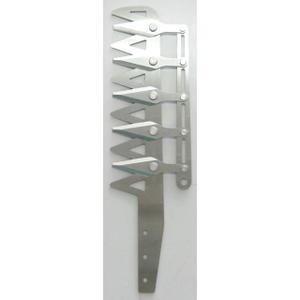 ニシガキ 高速バリカンmini 5枚刃タイプ替刃:N-880-1<ニシガキ工業>