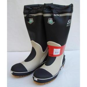 サンダンス 安全長靴 ブラック :SB-4CF <sandance>