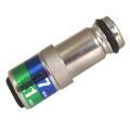 MUST TOOL SEMI(セミ) ワンタッチソケット 40V対応 ダブルインスライド 17×21mm 差込角12.7mm 6角  4WS1721I-6K:No.19919<イチネンミツトモ>