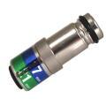 MUST TOOL SEMI(セミ) ワンタッチソケット 40V対応 ダブルインスライド 17×21mm 差込角12.7mm 6/12角  4WS1721I-612K:No.19921<イチネンミツトモ>