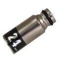 MUST TOOL SEMI(セミ) ワンタッチソケット 40V対応 シングル 24mm 差込角12.7mm 6角  4WS24-6K:No.19922<イチネンミツトモ>