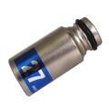 MUST TOOL SEMI(セミ) ワンタッチソケット 40V対応 シングル 27mm 差込角12.7mm 6角  4WS27-6K:No.19925<イチネンミツトモ>
