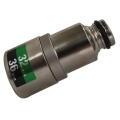 MUST TOOL SEMI(セミ) ワンタッチソケット 40V対応 ダブルインスライド 32×36mm 差込角12.7mm 12角  4WS3236I-12K:No.19931<イチネンミツトモ>