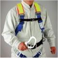 トーヨー 安全帯取り付け用反射パッド ロングサイズ :No.59-L <トーヨーセフティー>