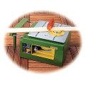 【送料、代引手数料無料】 プロクソン スーパーサーキュラソウテーブル(卓上丸のこ盤) No.28070