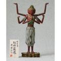 【送料、代引手数料無料】 国宝『阿修羅像』復元塗り仕上げ 桐箱入り KA-1