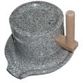 石臼(製粉機) :臼径210mm  A-1093  「趣味生活雑貨セレクトショップ」 I-Land <アイランド>