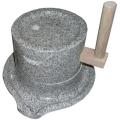 石臼(製粉機) :臼径270mm  A-1094  「趣味生活雑貨セレクトショップ」 I-Land <アイランド>
