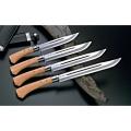 【送料、代引手数料無料】 関兼常作 狩猟刀剣鉈・ツバ付・両刃270ミリ  CW-15