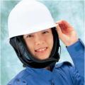 トーヨー  ヘルメット用防寒耳カバー(ヘッドバンド取り付け式) :No.DX-2