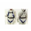【送料、代引手数料無料】 トーヨー  フルハーネス安全帯 1本吊り専用 Wランヤード仕様:No.FGH-1W