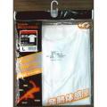 おたふく BTサーモアンダーシャツ 半袖Vネック(ホワイト) 3枚組 :JW-141×3枚組 <おたふく手袋>